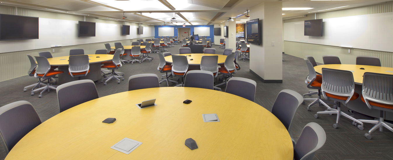 Experimental classroom